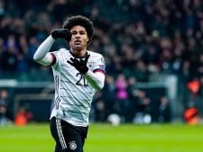 Fenomeen Gnabry verzekert Duitsland van eerste plek, Oranje in Pot 2 bij EK-loting