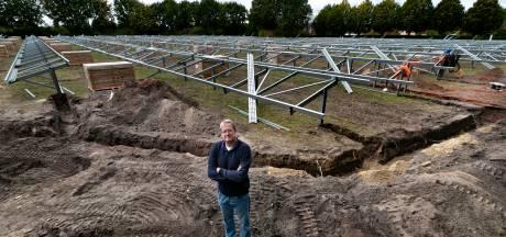 Stekker van Zonnepark in Waalre kan er over twee weken in
