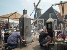 Aaltjesdagen in Harderwijk gaan niet door