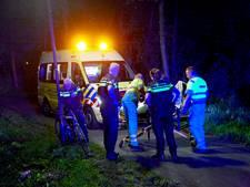 Wielrenner gewond op fietspad in Rijen
