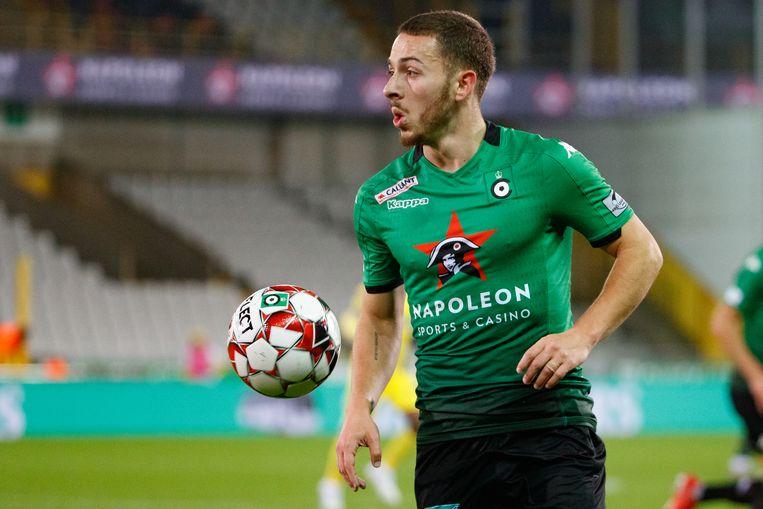 Als het voorstel goedgekeurd wordt, moet de werkgever van Kylian Hazard (Cercle Brugge) op zoek naar nieuwe sponsors.