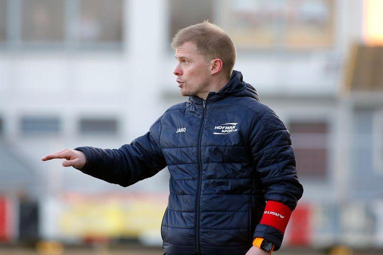 KFC Voorde-Appelterretrainer Bart De Durpel.
