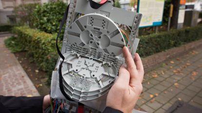 Sneller internet met pilootproject 'Glasvezel tot in de woning'