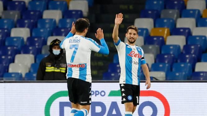 Dries eert Diego: ook Mertens zorgt na beklijvende minuut stilte voor passend eerbetoon aan Maradona