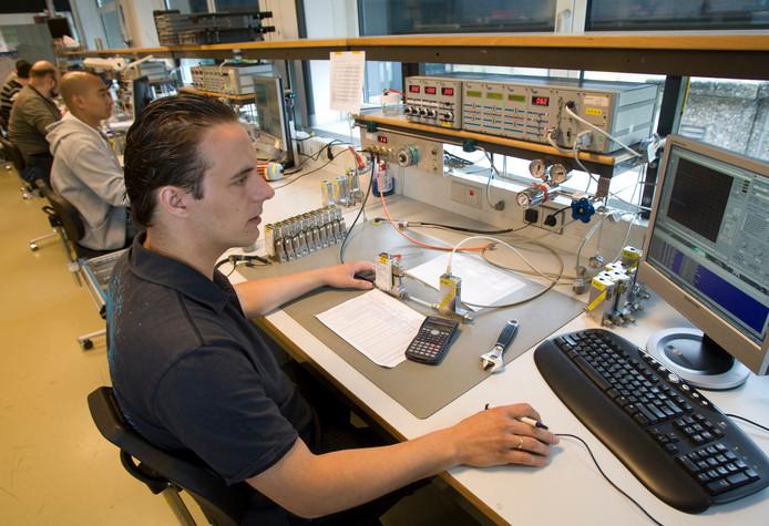 Het Ruurlose bedrijf Bronkhorst High-Tech is van plan de komende jaren het personeelsbestand te verdubbelen van 300 naar 600 medewerkers.