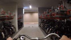 Grootste fietsenstalling ter wereld geopend in Nederland