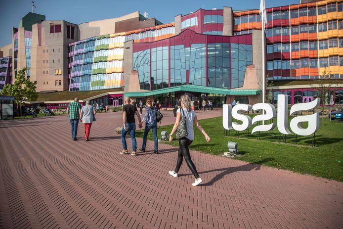 Het Isalaziekenhuis in Zwolle.