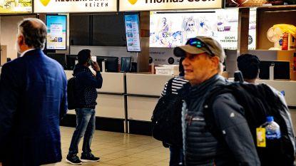 Thomas Cook Nederland failliet verklaard