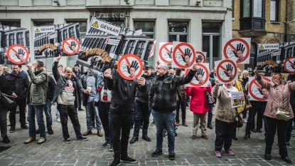 Tweede anti-Watteeuw-betoging zondag gaat niet door