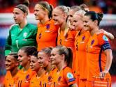 Oranje Leeuwinnen snel weer tegenover Denemarken