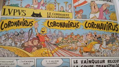 Asterix en Obelix bekampten coronavirus al in 2017... uitgerekend in Italië