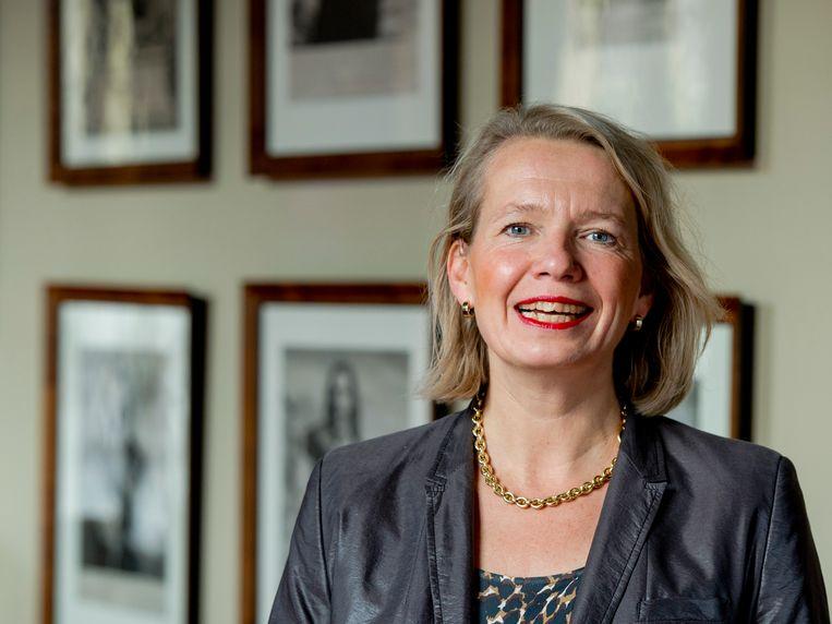 VVD-Eerste Kamerlid Anne-Wil Duthler. Beeld ANP