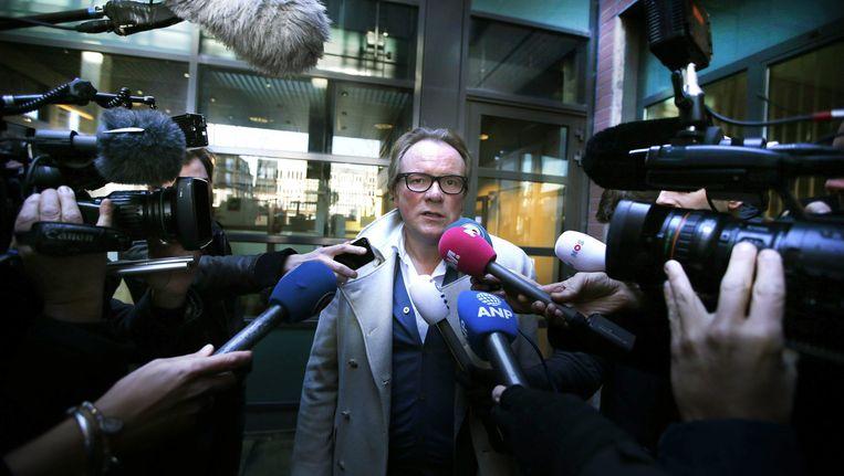 Mr. Jan Vlug Beeld EPA