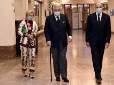 Le prince Laurent miné par des problèmes de dos