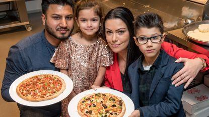 Pizzeria deelt 200 pizza's uit aan gezinnen in armoede op kerstavond
