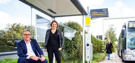 Nieuwe vervoerder EBS: 'We rijden sneller en vaker'