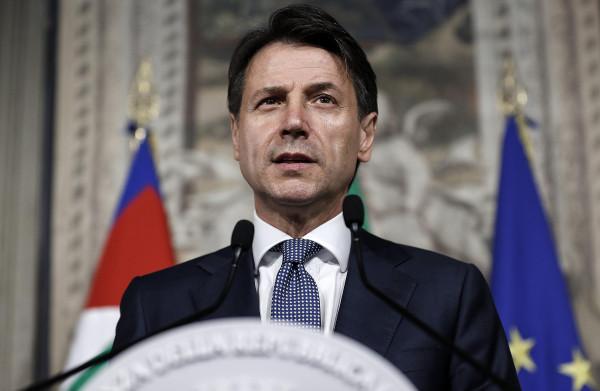 **Conte krijgt van president mandaat Italiaanse regering te vormen**