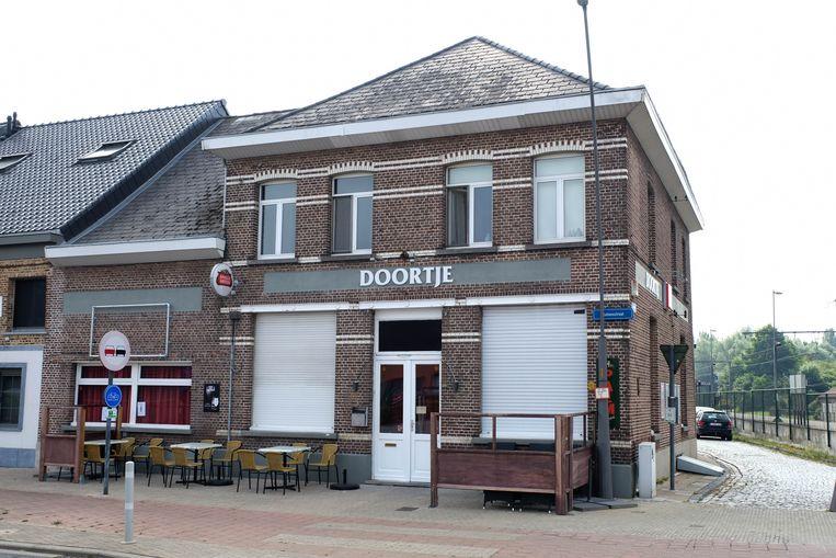 Café Doortje in de stationsomgeving van Berlaar