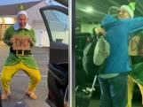 Man ontmoet zijn biologische vader verkleed als 'Elf'