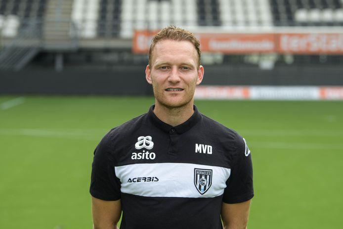 Michael van Doren is dit seizoen nog video-analist bij Heracles Almelo, maar keert volgend seizoen terug in Brabant.
