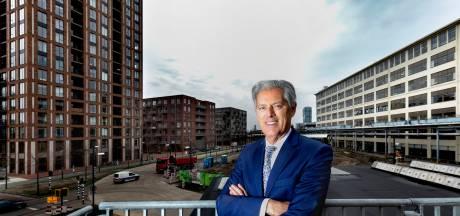 Projectontwikkelaar en koning van Strijp-S trekt zich deels terug uit bouwwereld