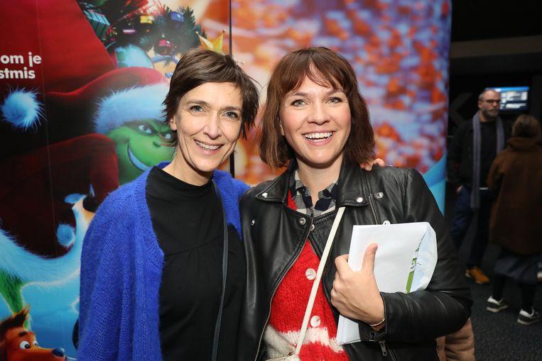 'Madammen' Anja Daems en Siska Schoeters