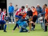 Massale vechtpartijen ontsieren twee amateurvoetbalwedstrijden in Apeldoorn