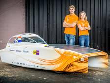 Zwollenaren met Nuna9 naar zonnewagenrace in Australië