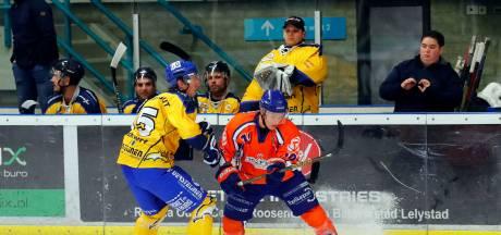 Kemphanen laat ijshockeystad Eindhoven na jaren van ellende weer lachen
