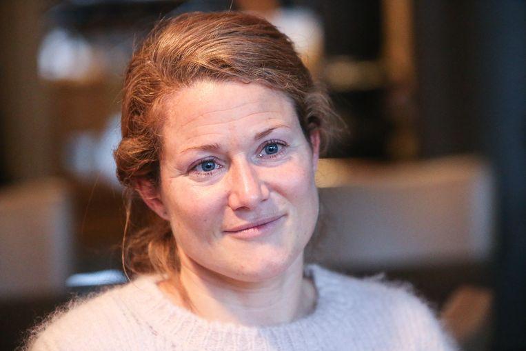 Anneleen Van Bossuyt is fractieleider bij N-VA.