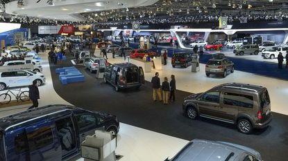 Verkoop bedrijfsvoertuigen blijft stijgen