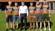 Ondanks valpartij kunnen vijf regiogenoten hun Tour de France toch verder zetten