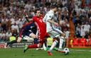 April 2017: In de kwartfinale tegen Bayern München (4-2 na verlenging) maakt Ronaldo namens Real Madrid in de 109de minuut zijn derde goal.