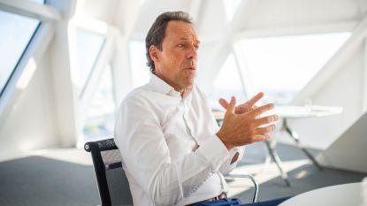 """CEO Antwerpse Haven Jacques Vandermeiren: """"Ik droom van een nieuwe Antwerpse Gouden Eeuw"""""""