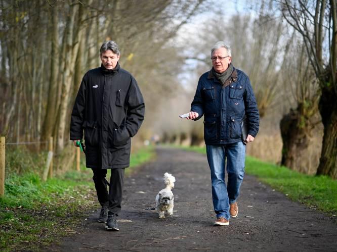 """Op wandel met Trond Sollied voor de 'Slag om Vlaanderen': """"Club staat waar het wil staan. Dit geven ze niet meer weg"""""""