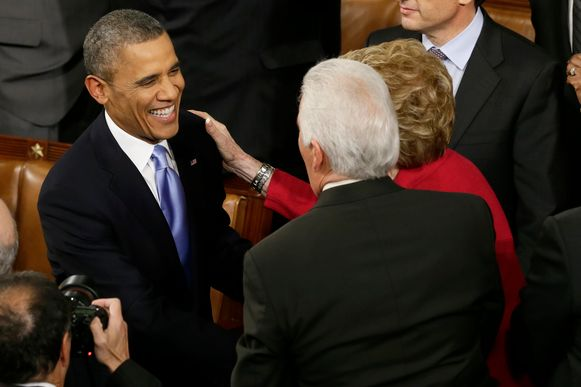 Bekende Citaten Obama : Obama s state of the union in tien citaten trouw