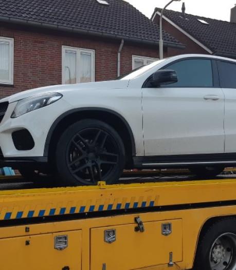 Bredanaar ontduikt belasting (39), auto uit Duitsland in beslag genomen