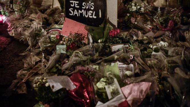 Onthoofding Parijs: 6 van de 16 arrestanten weer vrijgelaten