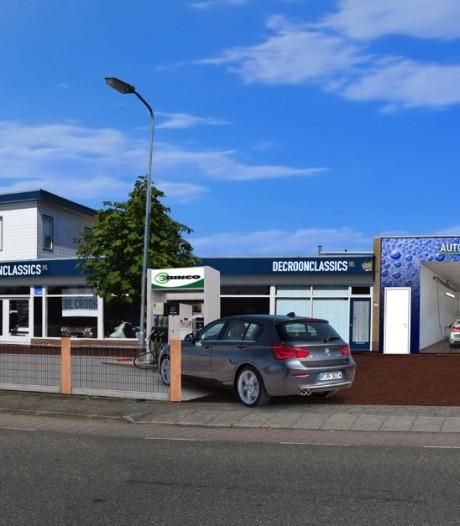 Autowascentrum gepland bij nieuwe showroom voor oldtimers in Twello