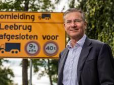 Veiligheid wegen in gevaar door geldgebrek: 'We zijn nog geen België en dat wil ik zo houden'