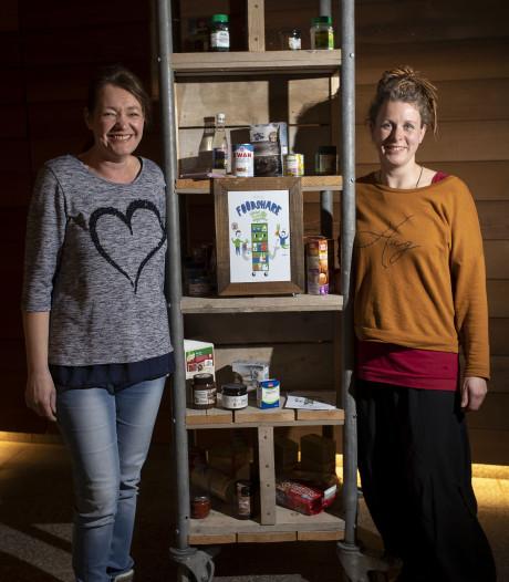 De foodsharekast in Borne: wat is het eigenlijk?