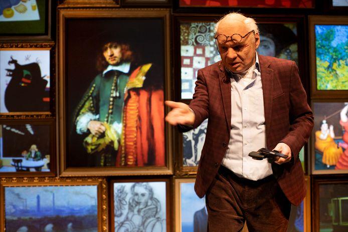 Het leven van Geert Jan Jnasen staat centraal in True Copy. Foto Koen Broos