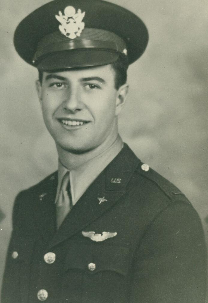 Tweede Luitenant Robert J. Olbinski.