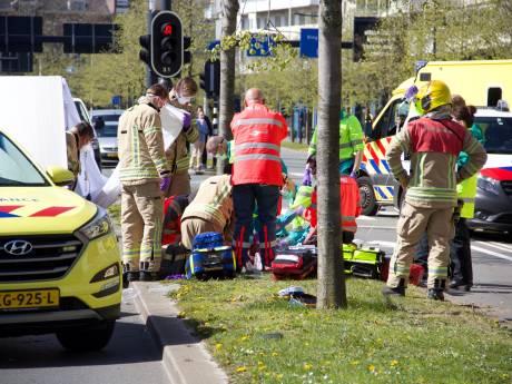 Man overlijdt na motorongeluk
