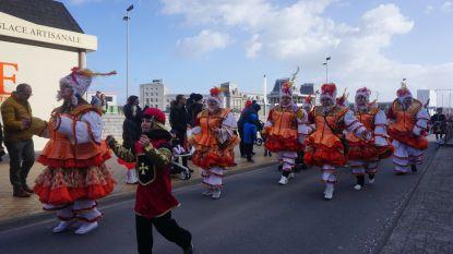 Kindercarnaval trekt door de centrumstraten