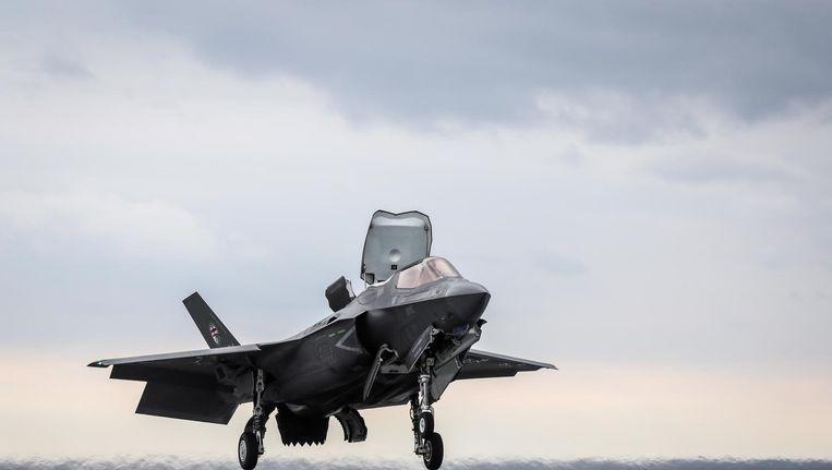 De Joint Strike Fighter Beeld anp