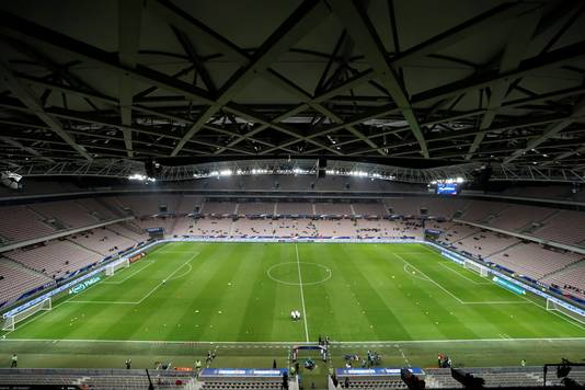 De Allianz Riviera in Nice.