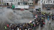 Leerling met rookbom verstoort klimaatmars in Beveren