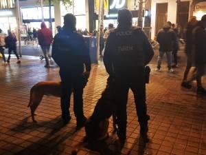 """Surveillance accrue à Anvers: """"Aujourd'hui, nous mettrons la ville à sac"""""""
