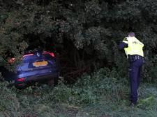 Automobilist gewond na botsing met vrachtwagen op A6 bij Emmeloord